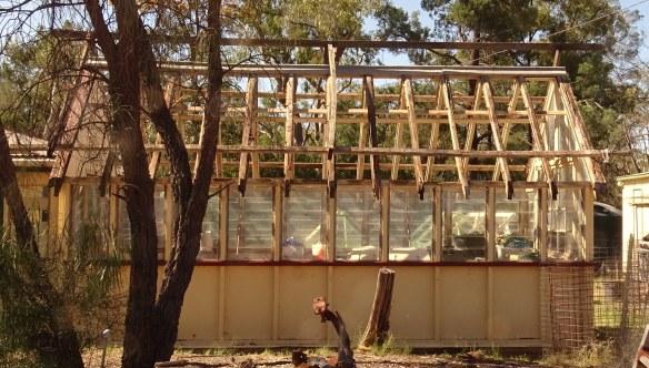 Glasshouse sans glass